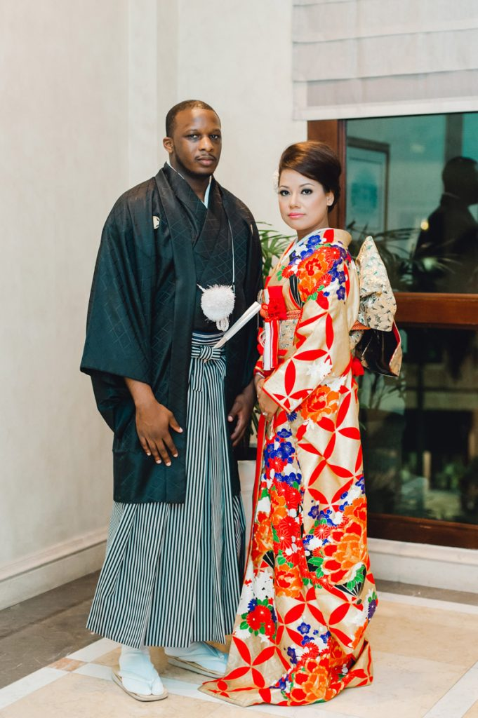 Japanese wedding Kimono Singapore